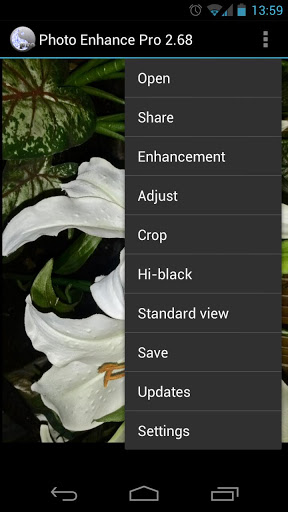 Photo Enhance HDR Editor Android App