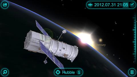 3D Solar System Walk for iOS