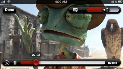 Netflix for iOS