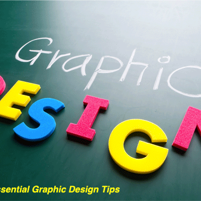 A Few Essential Graphic Design Tips