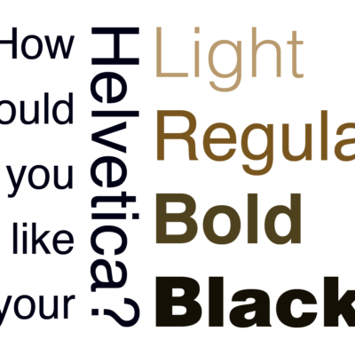 List of Best Fonts to Use for your Website