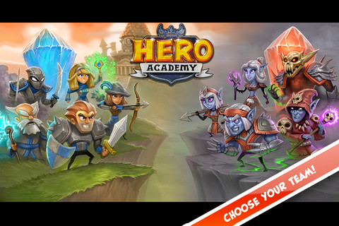 Hero Academy for iPhone & iPad