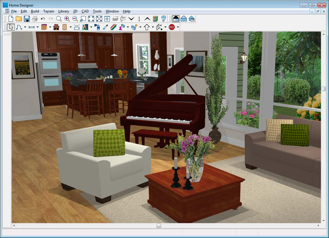 5 best premium home design software techmagz for Interior designs software free download