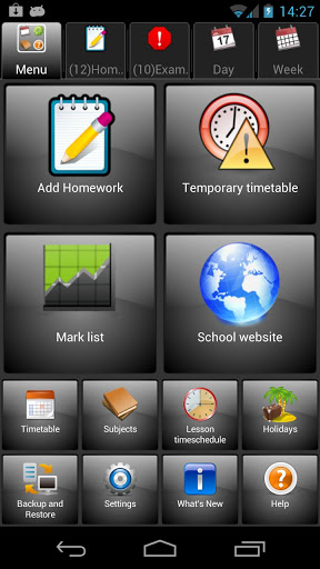 HomeWork Android App