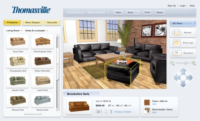 5 best premium home design software techmagz for Interior decorating software free