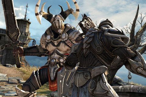 Infinity Blade for iPhone & iPad