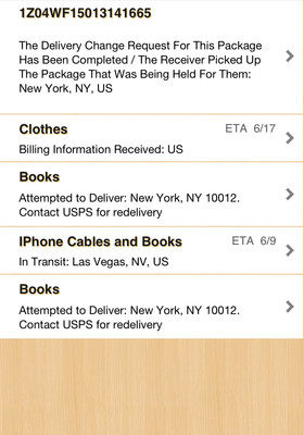 5 iOS Apps That Can Help in Tracking your Package