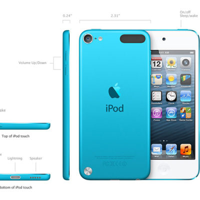 Should Your Wish List Include the iPod Touch 5th Generation?