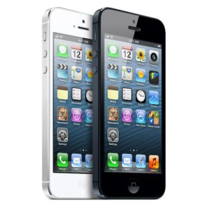 Apple iPhone5;
