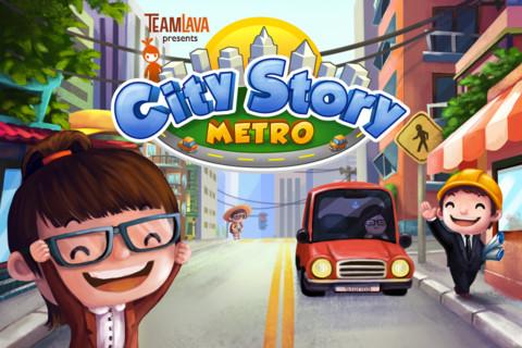 City Story Metro iOS App