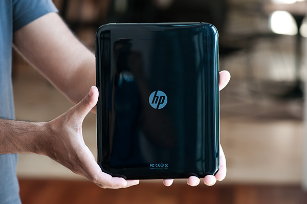 HP Touchpad Tab