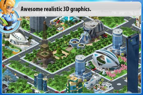 Megapolis iOS App