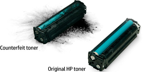 Original HP Cartridge