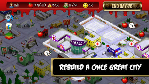 Rebuild City Game iOS App