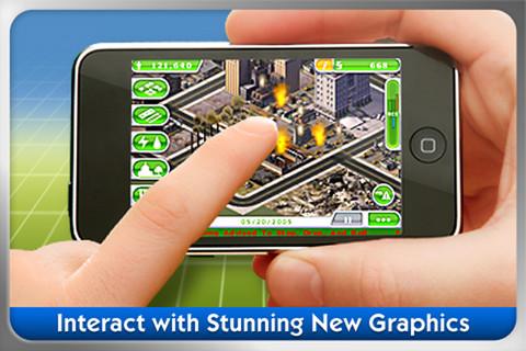 SimCity Deluxe iOS App