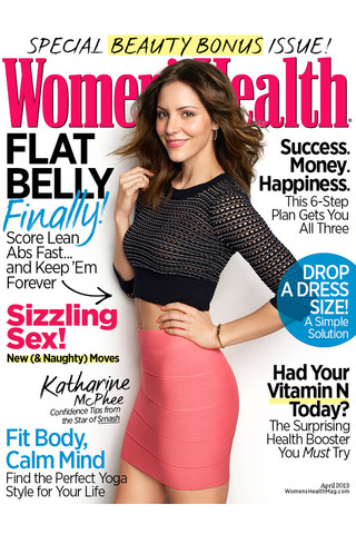 Womens Health Mag iOS App