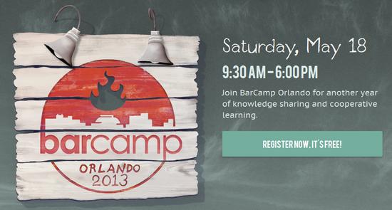 BarCamp Orlando
