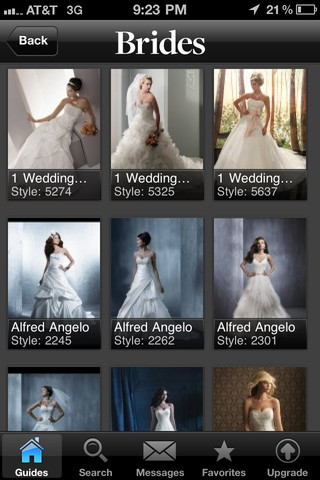 Brides WEDDING GENIUS 2.0 iPhone App