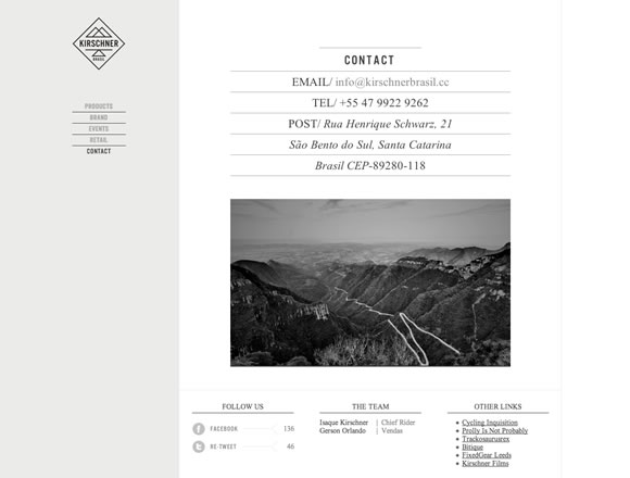 Contact Us Page Design 6
