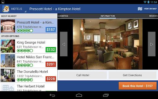 Hipmunk Android App