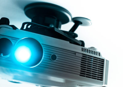 How To Quickly Setup Your Home Projector Device