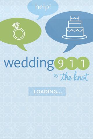 Wedding 911 iPhone App
