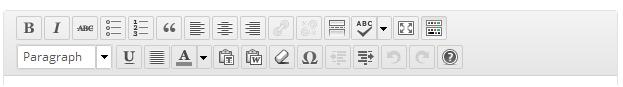 WordPress Editing Tool