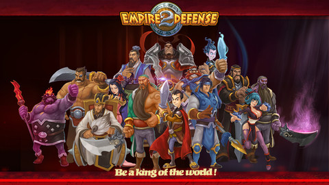 Empire Defense II Game