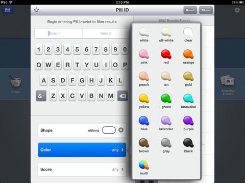 Epocrates iPad App