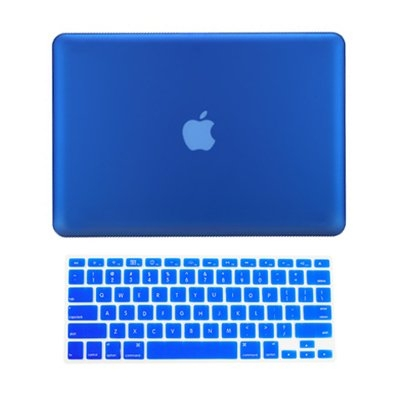 Kuzy Rubberized Hard Case Cover Macbook