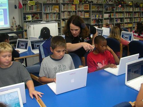 Laptops In UK Schools