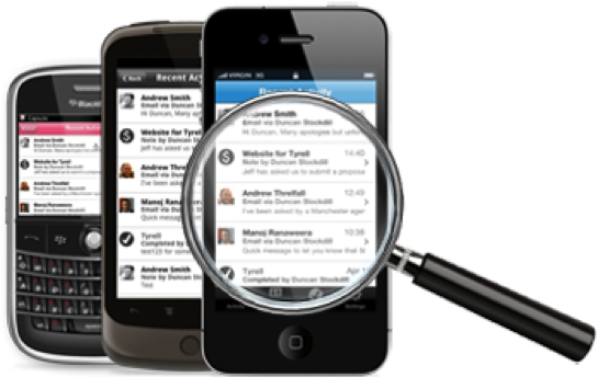 MobiStealth Mobile Tracking