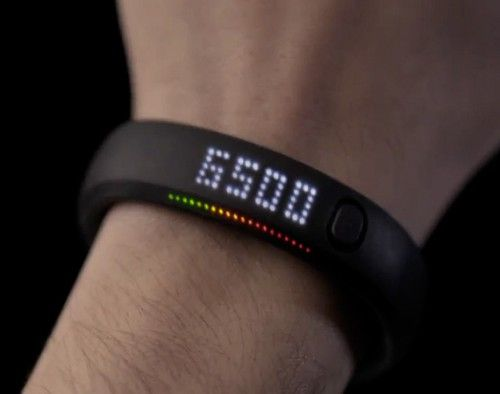 Nike +Fuel band