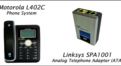 Installing a Phone Line with an SIP Adapter & VoIP Service