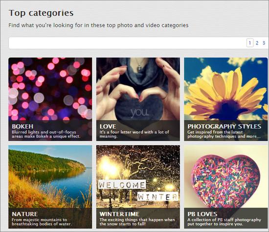 Photo Sharing Sites