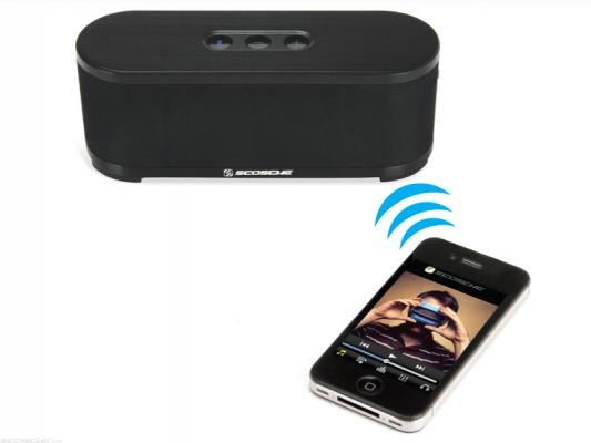 Scosche Wireless Bluetooth Microphone