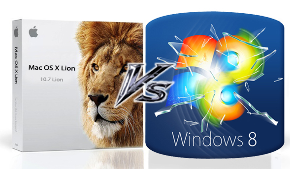 Windows 8 Vs Mac