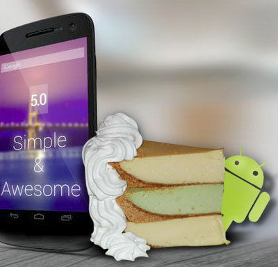 6 Features to be Main Attraction of Android 5.0 Key Lime Pie