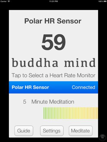 Buddha Mind iOS App