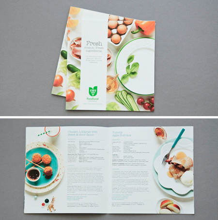 Foodlands Spring Recipe Book