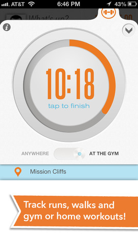 GymPact App