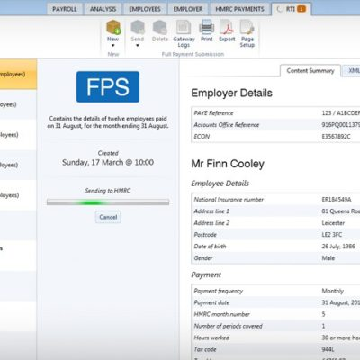 What are the main features that a Payroll Software solution should have?