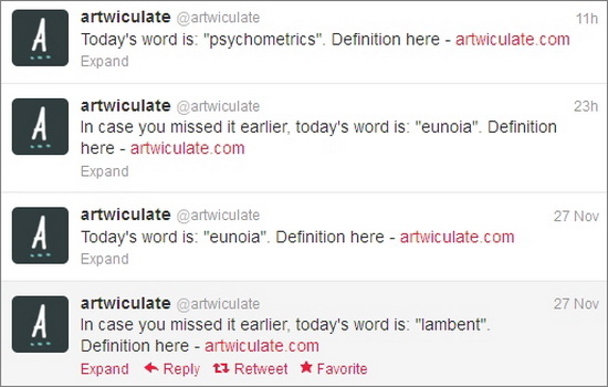 Artwiculate