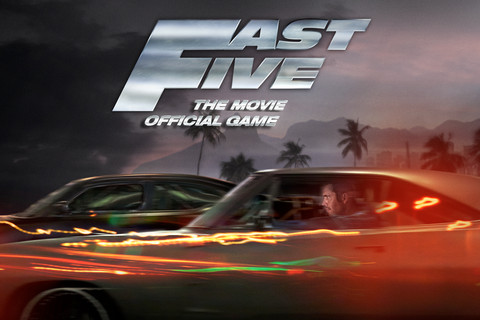 Fast & Furious 5 iPhone App