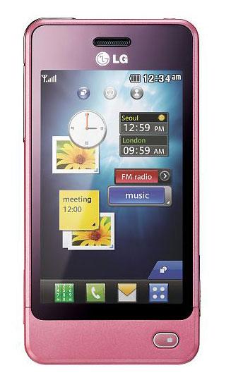 LG Pop GD510 Pink