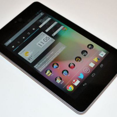 Google Nexus 7 2013 – The Battle Of Small Tablets Just Got Hotter