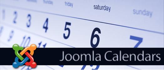 Joomla Modules for Event Calendar