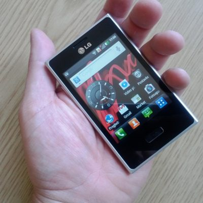 The LG Optimus L3 – The Latest LG Contribution