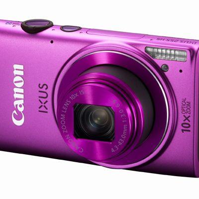 Canon PowerShot Elph 330 HS Review