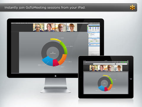 GoToMeeting iOS App